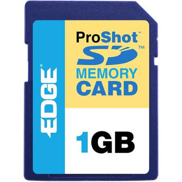 Edge Memory Edge 1GB ProShot Secure Digital Card PE200534