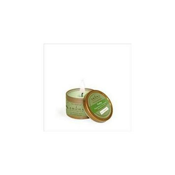 VITALITY AROMATHERAPY by Vitality Aromatherapy ONE 2.5x1.75 inch TIN SOY AROMATHERAPY CANDLE. USES THE ESSENTIAL OILS OF PEPPERMINT & EUCALYPTUS TO CREATE A FRAGRANCE THAT IS STIMULATING AND REVITALIZING. BURNS APPROX. 15 HRS. for UNISEX