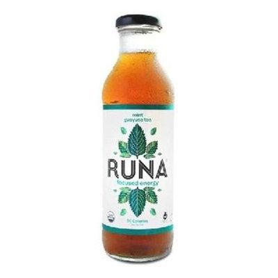 Runa Guayusa Tea Mint 14 fl oz