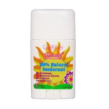 Sparklehearts Yummy 100% Natural Deodorant - 1.7 oz - Vegan