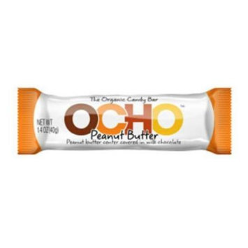 OCHO Organic Candy Bar Peanut Butter 1.4 oz