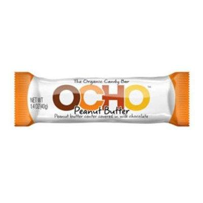 OCHO Organic Candy Bar Peanut Butter 1.4 oz