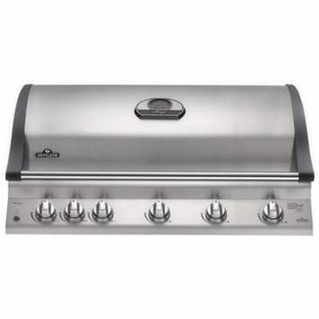 Wolf Steel Usa Inc Napoleon Mirage Built-in 730 Grill with Infrared Bottom and Rear Burners