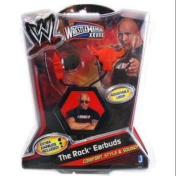 Jazwares WWE Wrestlemania XXVIII The Rock Ear Buds