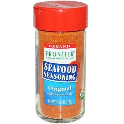 Frontier Natural Foods Frontier Natural Products BG13296 Frontier Seafood Ssng Original - 1x2.8OZ