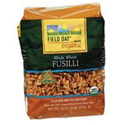 Field Day Traditional Fusilli Pasta 16 Oz -Pack of 12
