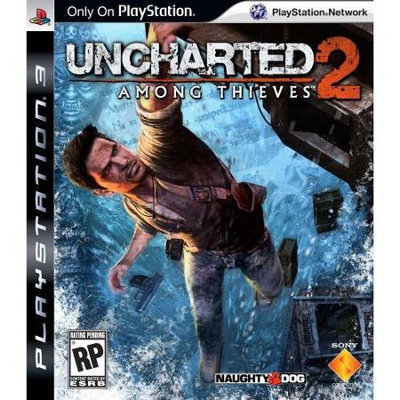 Uncharted 2: Among Thieves (Playstation 3)