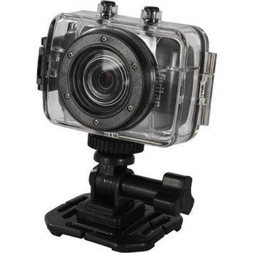 Vivitar DRV 785HD Action Camcorder - Black, Black