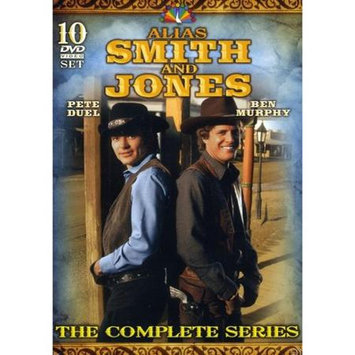 Timeless Media Group Alias Smith & Jones Complete Series [dvd] [1971-1973/50 Episodes/10discs]