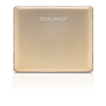 HGST TOURO S 500GB USB 3.0 High-Performance Ultra-Portable DriveGold - Retail