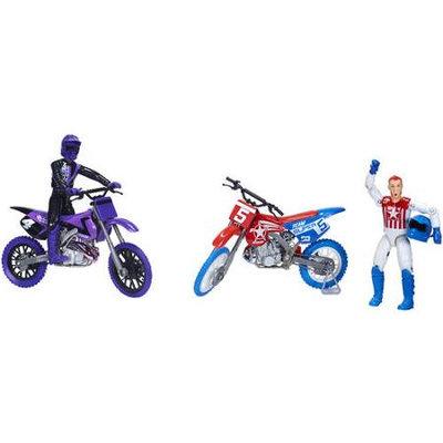 Adventure Wheels MXS Wicked Rivals 2-Pack, Series 2, Super Hero Vs. Villain