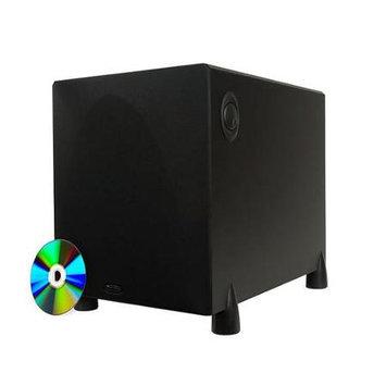 Definitive Technology Black ProSub 1000 Subwoofer - PROSUB 1000