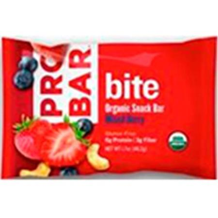 Pro Bar - Bite Organic Energy Bar Mixed Berry - 1.62 oz.