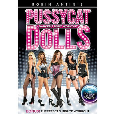 Starz / Anchor Bay Starz Pussycat Dolls-dancers Body Workout [dvd]