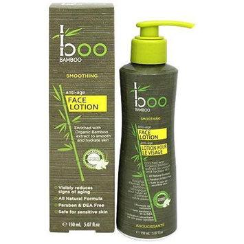Boo Bamboo Face Lotion - Anti Age - 5.0 Fl Oz