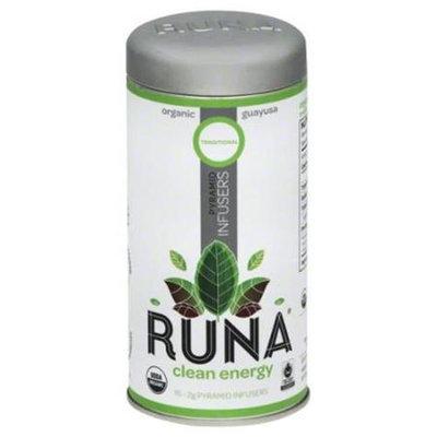 Runa Tea Pyramid Traditional 16 Bg Pack Of 6