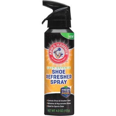 Arm & Hammer Shoe Odor Refresher Spray - 4.0 oz