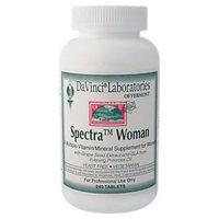 Davinci Spectra Woman - 240 Tablets - Women's Multivitamins