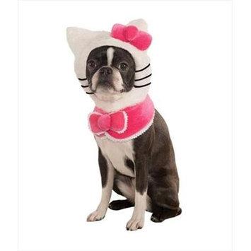 Forum Novelties ab375 Rubies Costume Printed Doggy Cuff Pet Costume Hello Kitty Cuff