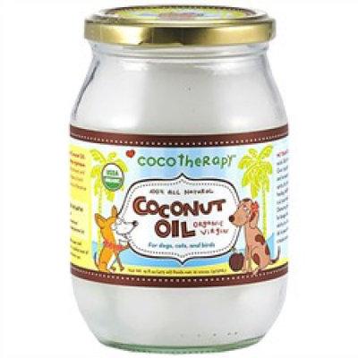 Cocotherapy Organic Virgin Coconut Oil - 16 oz. Jar