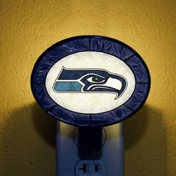 Memory NFL-SSH-246 Art-Glass Nightlight-Seahawks