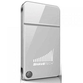 Retail Reaction EAG012 St USB Recharge Elec Razor Wht