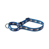 Yellow Dog Design M-SNP101S Snowman Print Martingale Collar - Small