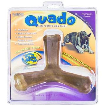 Npic N-Bone Quado Pumpkin Ginormous Dog Treat-1-Pack