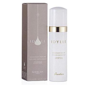 Guerlain Idylle Women's 3.4-ounce Perfumed Deodorant Spray