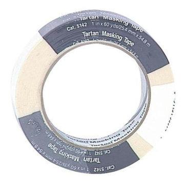 3m 1in. Tartan Utility Masking Tape 5142-24A