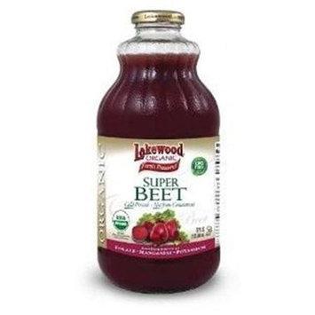 Lakewood JUICE, OG2, SUPER BEET, (Pack of 12)