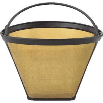 Mr. Coffee Permanent Gold Tone Coffee Filter GTF3