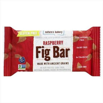 Nature's Bakery FIG BAR, RASPBERRY, GF, (Pack of 12)