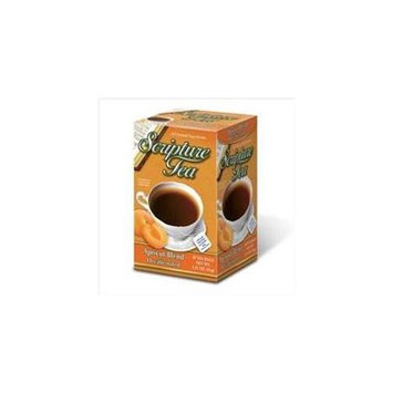 Scripture Tea 62482 Scripture Tea Apricot Decaf Tea 6 Bx Of 20
