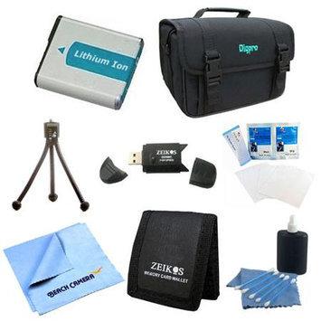 Special Loaded Value EN-EL5 Battery Kit for Nikon P510, P520