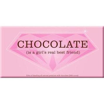 Praim LLC PR1030 GIRLS BEST FRIEND CHOCOLATE - Pack of 10