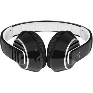 Aluratek ABH01F Bluetooth Wireless Stereo Headphones w/Wireless Mic