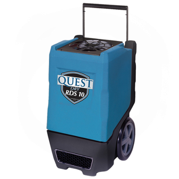 Quest 700823 Dry RDS 10 Dehumidifier