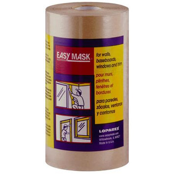 EASYMASK 329040 Kraft Flatback Paper Tape,9inWx180 ft.L