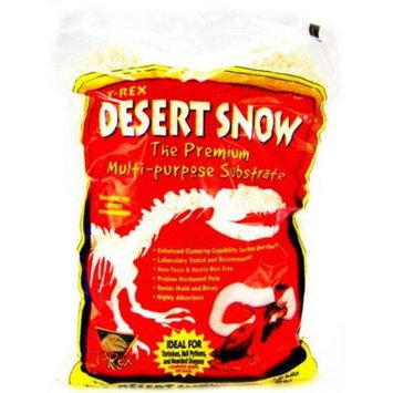 T-Rex Desert Snow Bedding: 4 lbs - (30-40 Gallon)