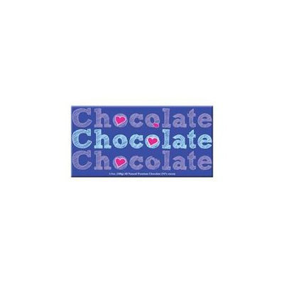 Praim LLC PR1029 CHOCOLATE x 3 HEARTS CHOCOLATE - Pack of 10
