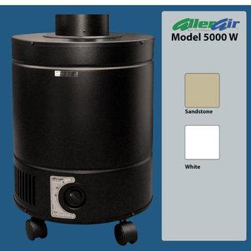 Allerair Aller Air A5AW21223111-wht 5000W Exec UV(AirMedic Pro 5 W Exec UV) White Air Purifier