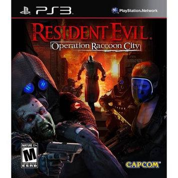 Capcom USA Resident Evil: Operation Raccoon City (Playstation 3)