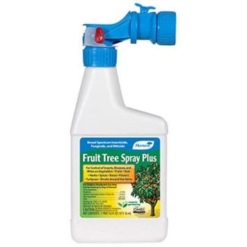 Monterey Lawn & Garden Monterey 16 Oz Fruit Tree Spray Plus