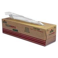 SKILCRAFT 7920009651709 Low-Lint Wipe Towel - Towel - White