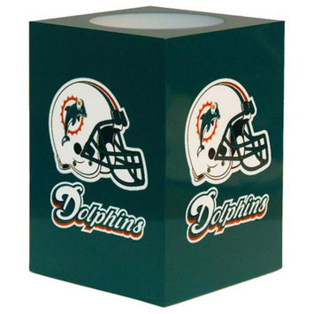 Northwest Miami Dolphins Flameless Candle