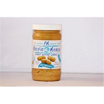 Pacific Beach Peanut Butter 558763 Our Signature Peanut Butter Spread - Case Of 6