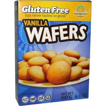 Kinnikinnick Gluten Free Vanilla Wafers (2-pack)