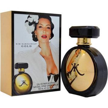 Kim Kardashian Gold by Kim Kardashian for Women - 3.4 oz EDP Spray