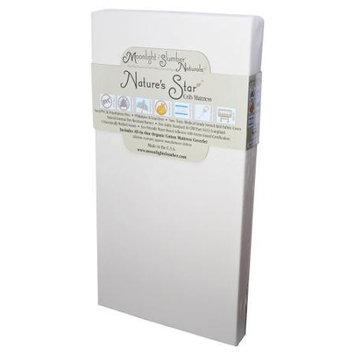 Moonlight Slumber - Nature's Star Cotton Crib Mattress w/ Coverlet